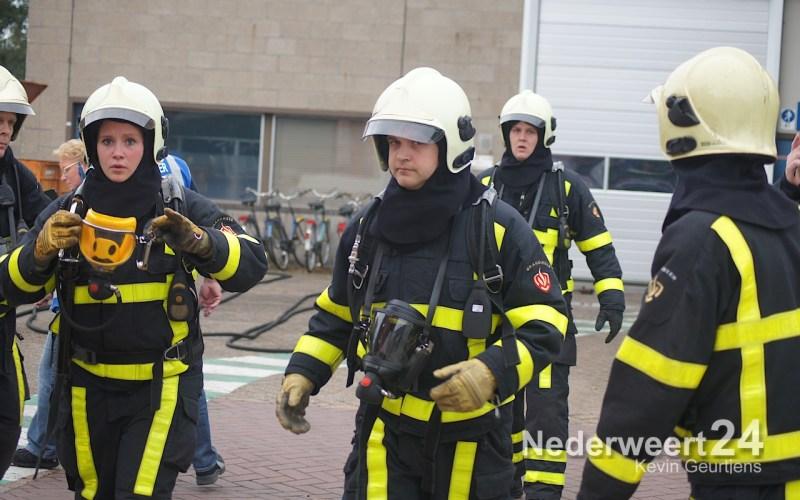 Brandweer Nederweert in top 3