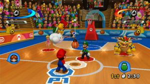 Mario Sports mix 1 300x168 Mario Sports Mix – Wii Review