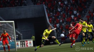 fifa12 pc muller shot on net wm 300x168 FIFA 12 PC Screenshots – Gamescom 2011
