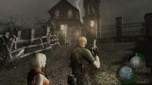 Resi 4 4 300x168 Resident Evil 4 HD – Xbox 360 Review