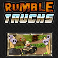 Rumble Trucks - PSP