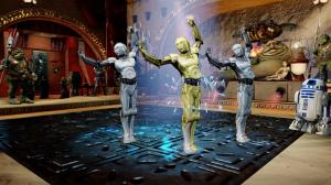 Kinect Star Wars Dance c3po Unlock Screenshot