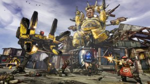 Borderlands 2 Screenshot 0012 300x168 Borderlands 2 will have infinite level progression