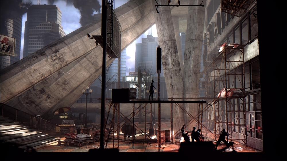 Deadlight Xbox 360 Review Screenshot 1