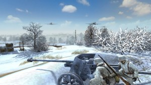Men of War Condemned Heroes PC Screenshot 1 300x168 Men of War: Condemned Heroes   PC Review