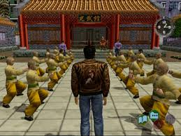 Shen 3 Is Shenmue II my favourite game or is Dreamcast just my favourite console?