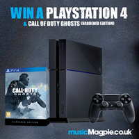 callofduty comp small Win a Playstation 4 & Call of Duty Ghosts