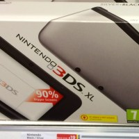 Nintendo 3DS XL £80