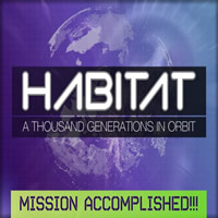Habitat A Thousand Generations in Orbit Brash Games