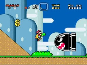 mario 300x225 The Top 5 Best Looking Launch Titles......EVER!‏