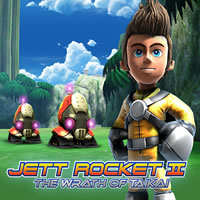 Jett Rocket II The Wrath of Taikai