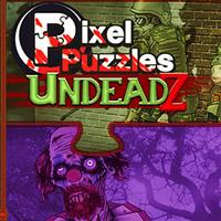 Pixel Puzzles UndeadZ Pack
