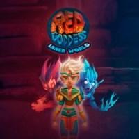 Red Goddess Inner world Review PS4 Cover