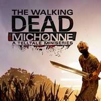 The Walking Dead Michonne A Telltale Miniseries Episode 1 In Too Deep