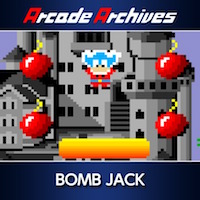 Arcade Archives BOMB JACK Review