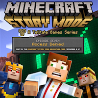 Minecraft Story Mode Episode 7 Access Denied Review