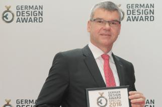 ebm-papst recebe Prêmio de Design Alemão