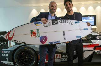 Audi do Brasil anuncia Gabriel Medina como atleta da marca