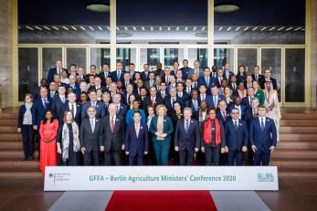 Internationale Grüne Woche (IGW) 2020