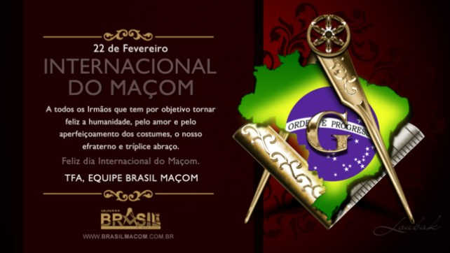 Dia Internacional do Maçom