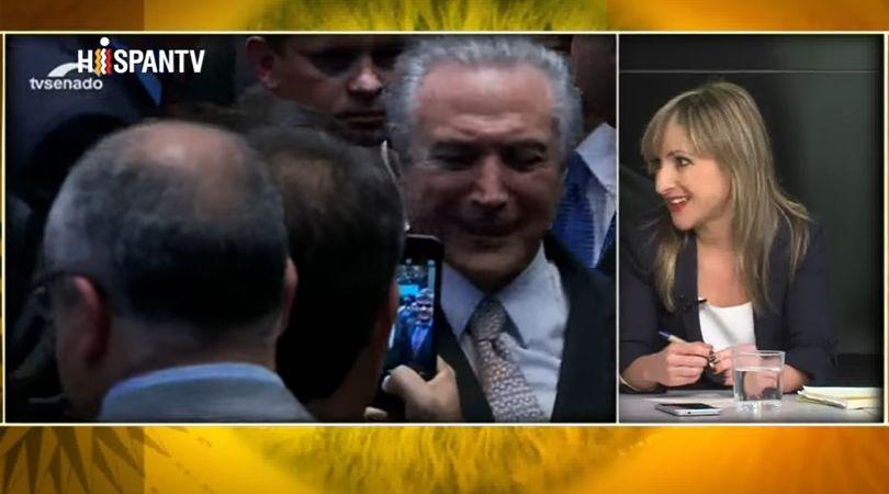 Brasil, Más Que Fútbol en Hispan TV: corrupción post impeachment