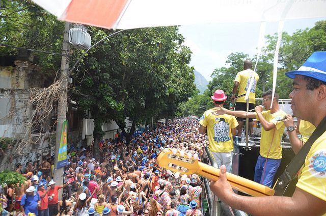 Las 20 mejores 'marchinhas' de Carnaval de la historia de Brasil