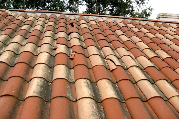 Clay spanish roof tile vs brava composite spanish tile Composite roofing tiles