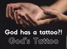 tattoo of God