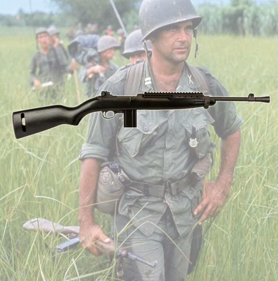 M1Carbine-Vietnam