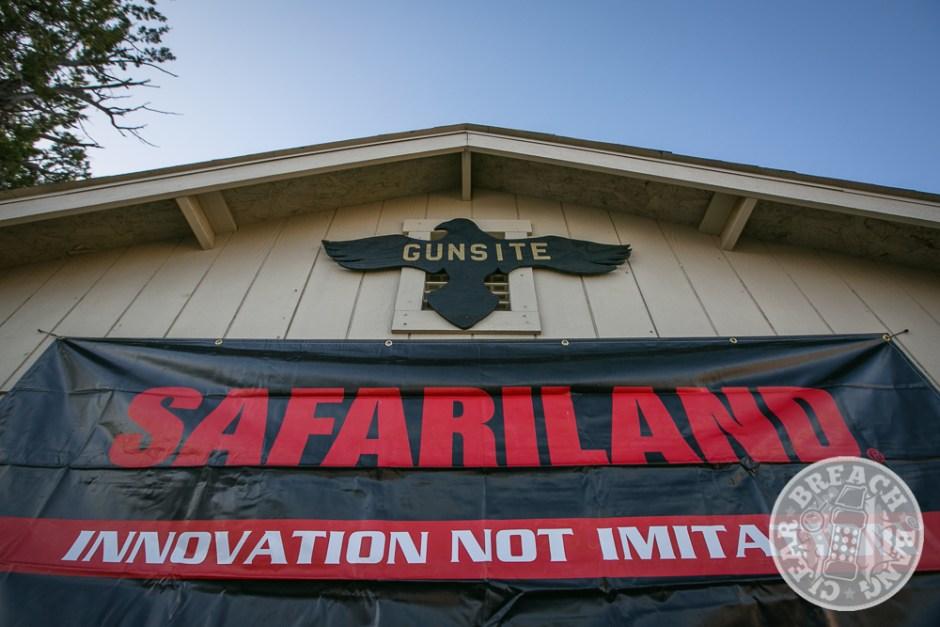 Safariland was a major sponsor of EoS