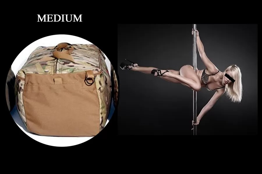 Armageddon Gear Kit Bag Plus Medium