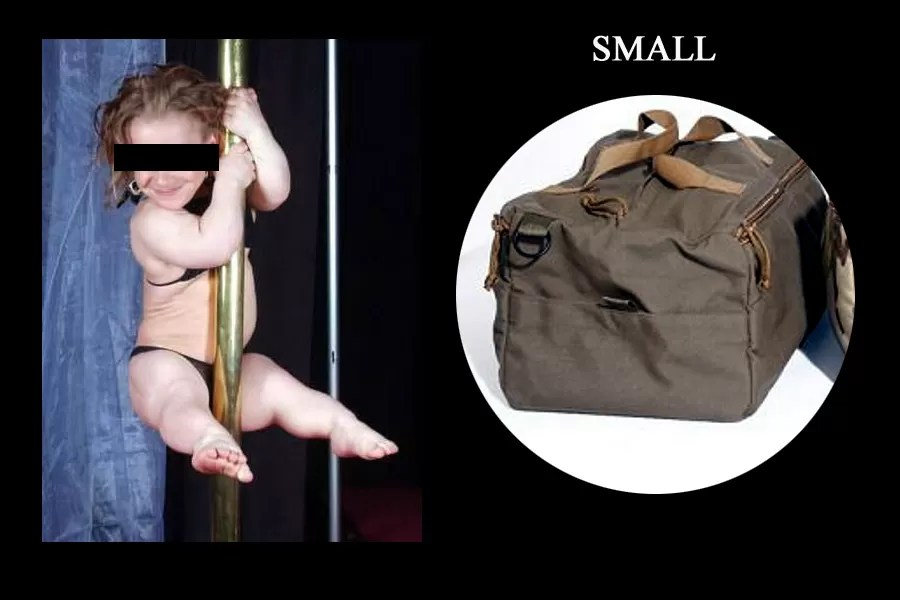 Armageddon Gear Kit Bag Plus Small
