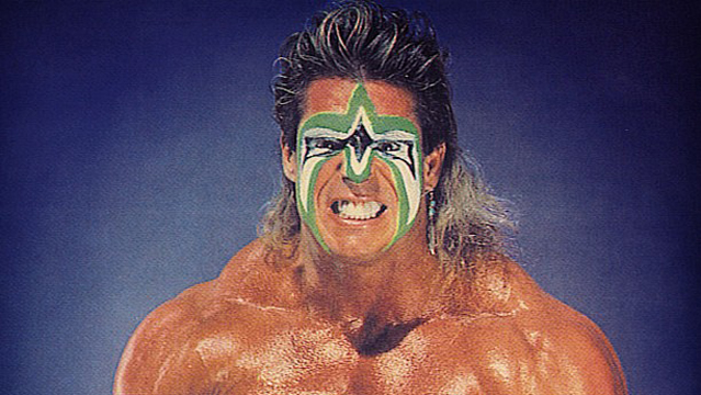 WWF wrestling great The Ultimate Warrior knows.