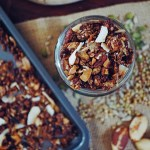 Chocolate Brazil Nut Gluten Free Buckwheat Granola - Breakfast Criminals