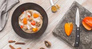Walnut & Amaranth Porridge Recipe
