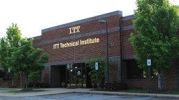 Image credit: 'ITT Technical Institute Canton' by Dwight Burdette via Commons license CC BY 3.0