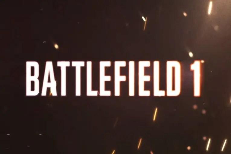 Battlefield 1 – Anteprima