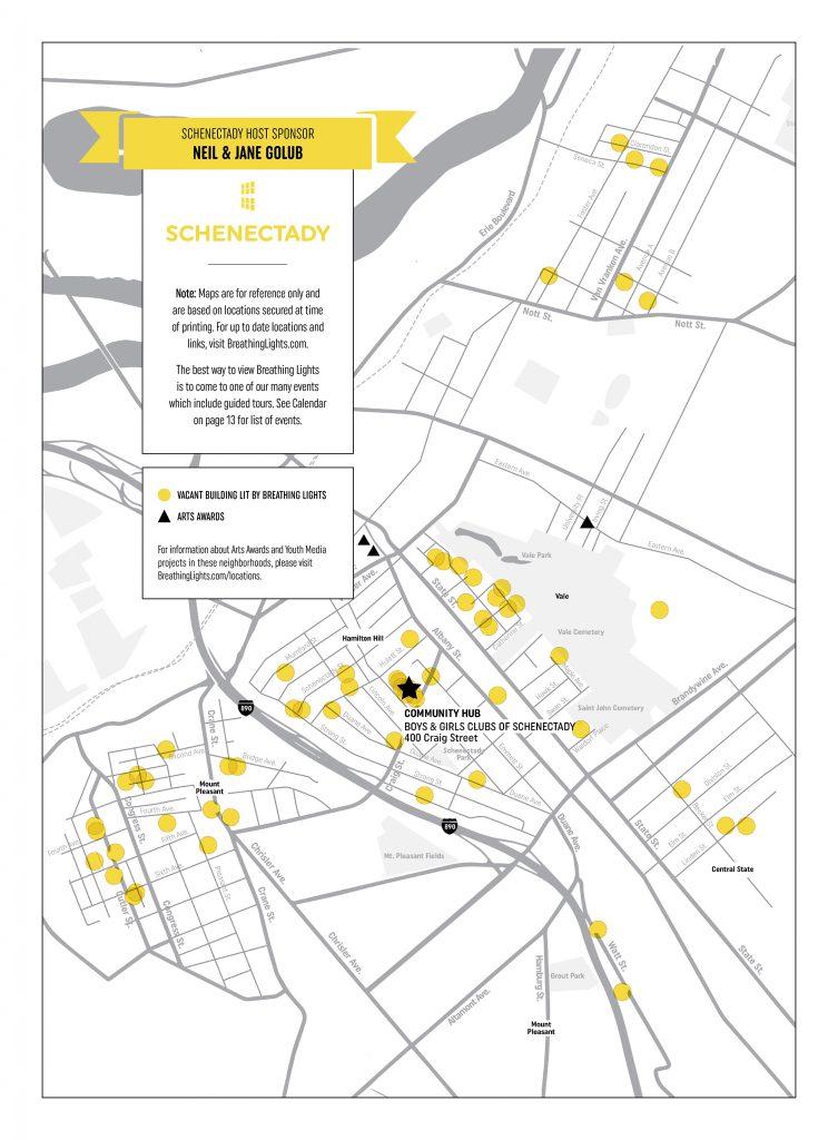 map schenectady