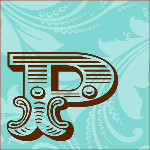 Pepita Press Logo Design