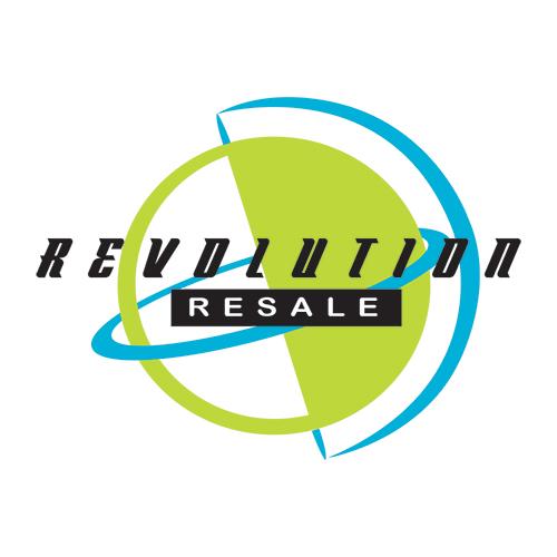 Revolution Resale Logo Design