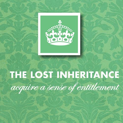 The Lost Inheritance Logo