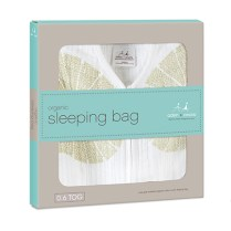 Aden and Anais Organic Sleeping Bag $39.95