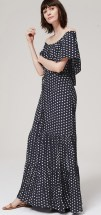 French Hen Maxi Dress $98.00