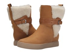 Waterproof Faux Fur Boots