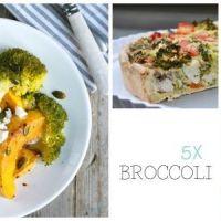 5x broccoli