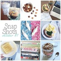 Snap Shots oktober #1