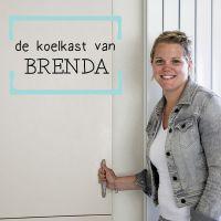 De koelkast van.. Brenda!