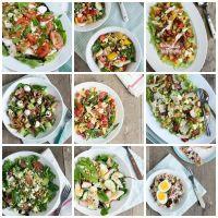 De lekkerste salades op een rijtje