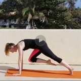 Sweaty Yoga Workout (45-min) optional music!