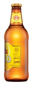 New XXXX Gold labelling: Click to view